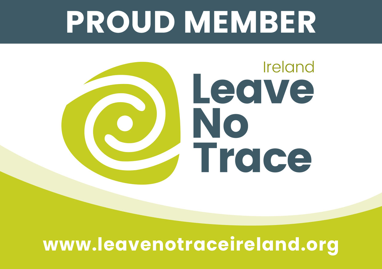 Leave No Trace Ireland - Proud Member