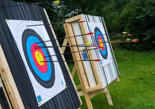 archery Colin Glen forest park