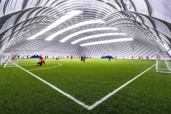 Belfast Indoor 3G Dome Colin Glen