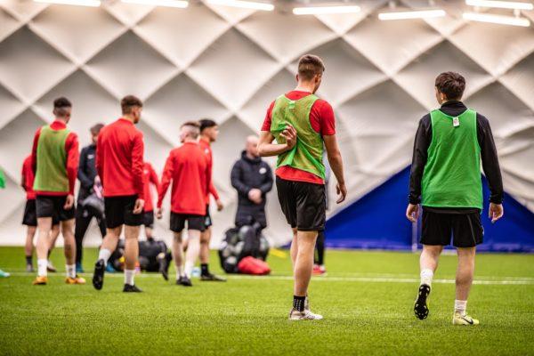 Belfast Indoor Dome Colin Glen