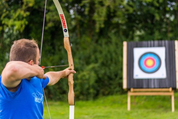Colin Glen archery