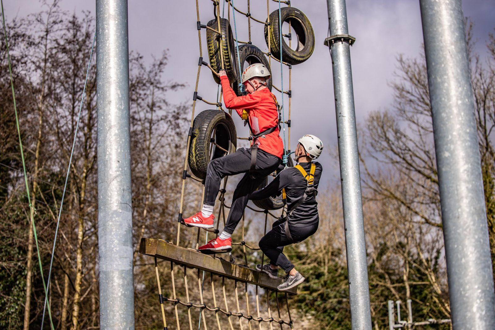 SKYTrek Trust Team Games Belfast
