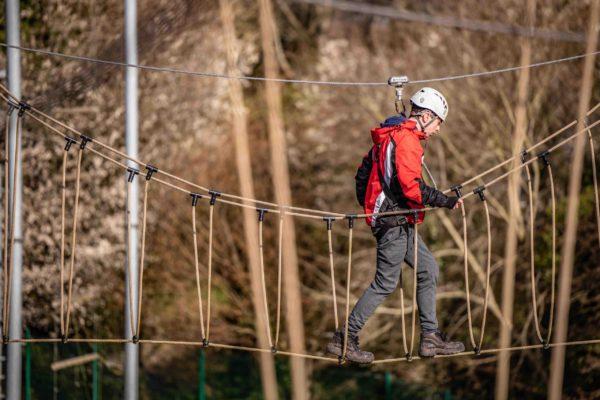 SKYTrek Ropes Course