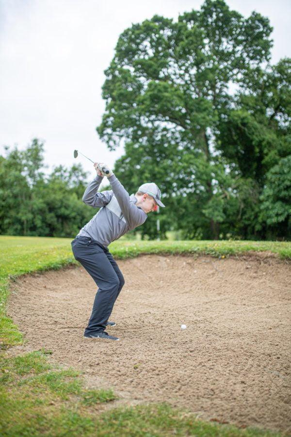 Golf Colin Glen