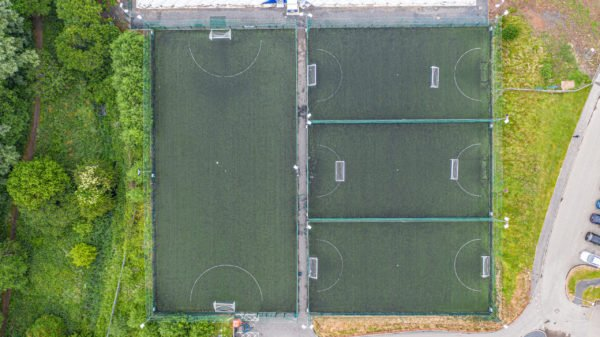 Outdoor Pitch Colin Glen