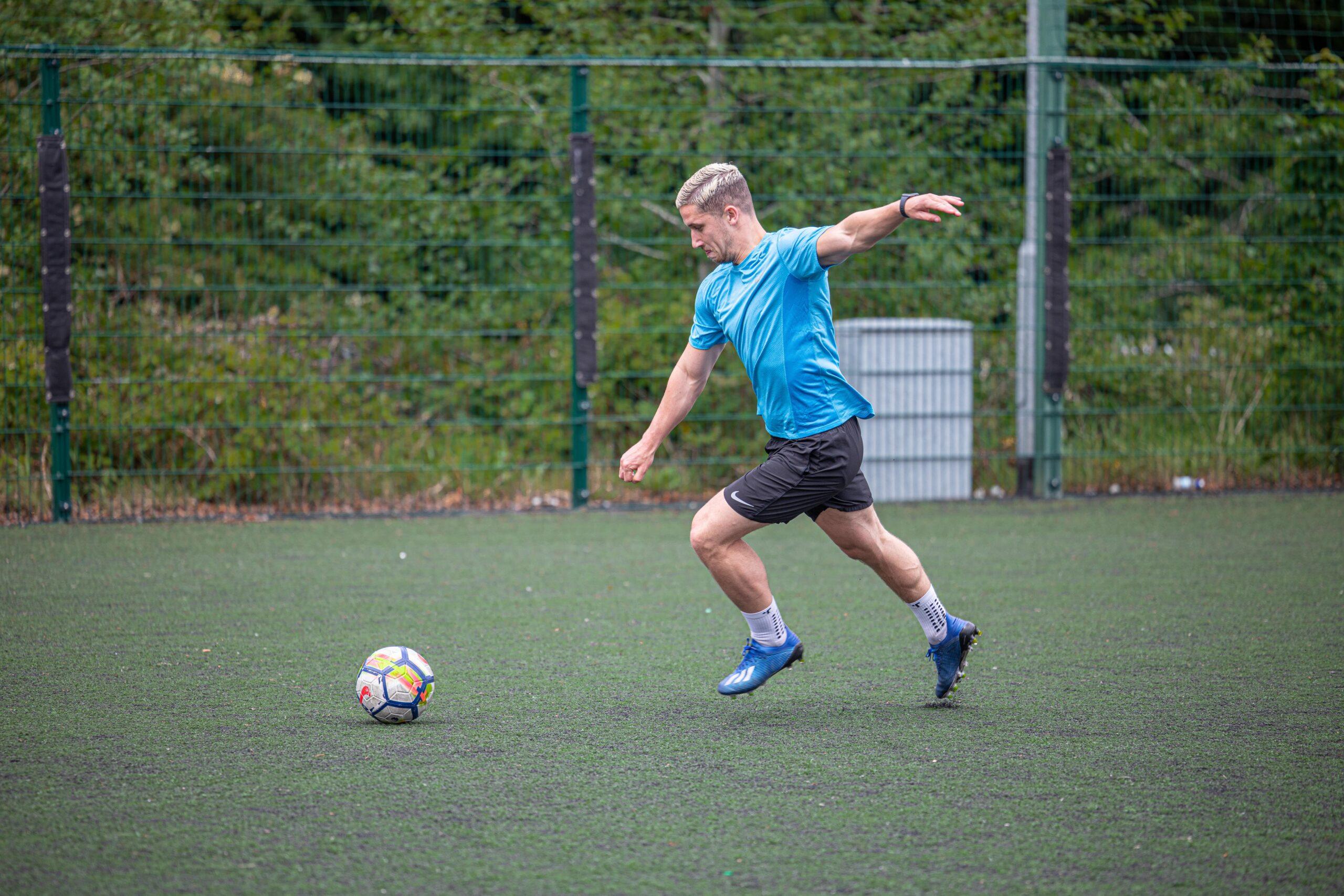 Colin Glen Football