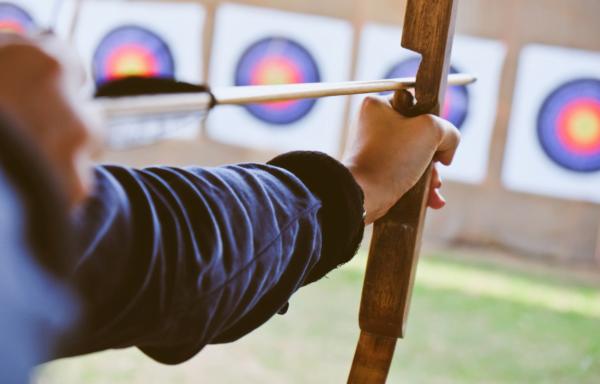 Archery Colin Glen