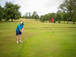 Colin Glen 9 hole golf course