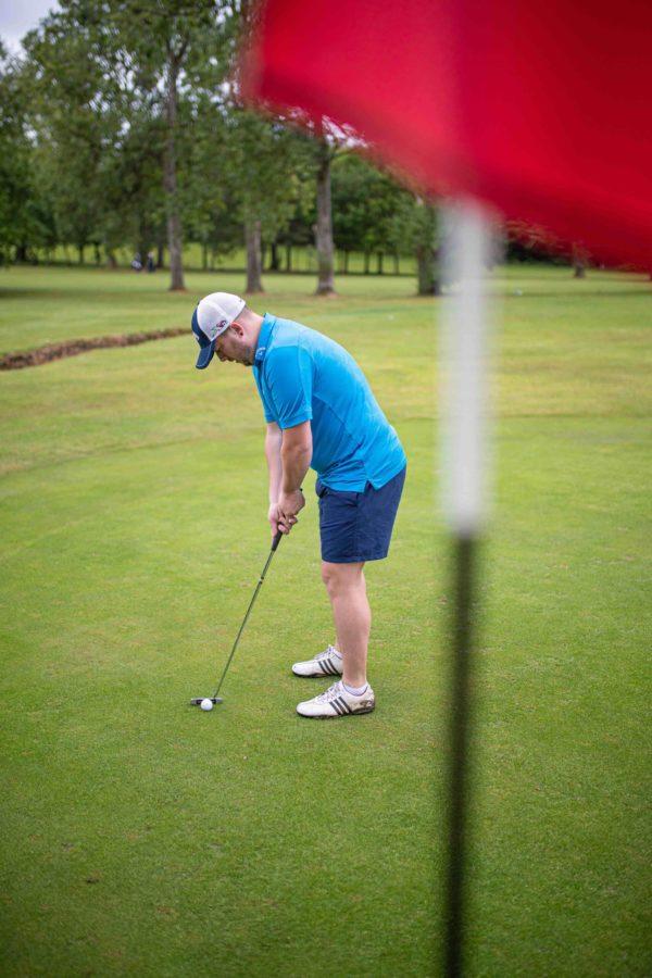 Golf course Colin Glen