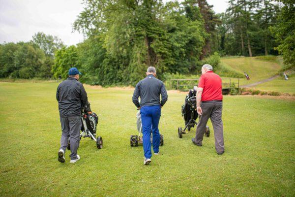 Golf course Colin Glen Group