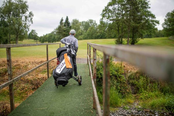 Colin Glen Belfast golf course