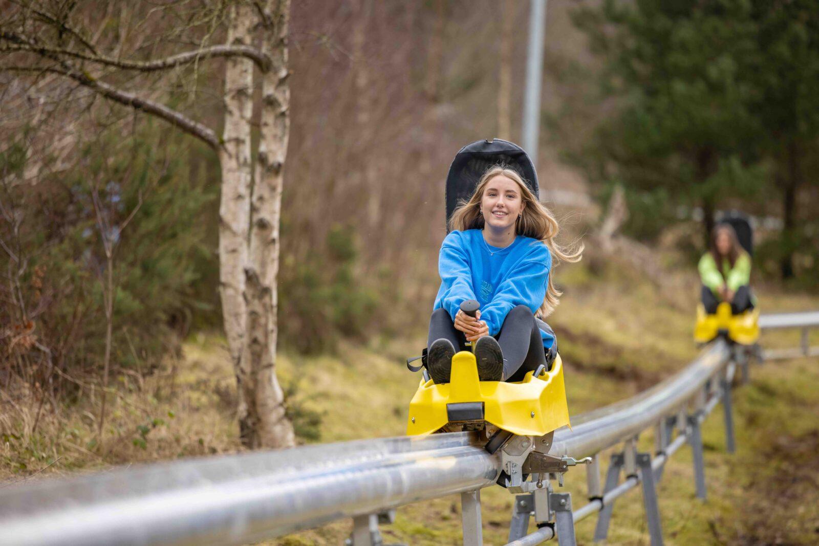 Alpine Coaster Track Belfast