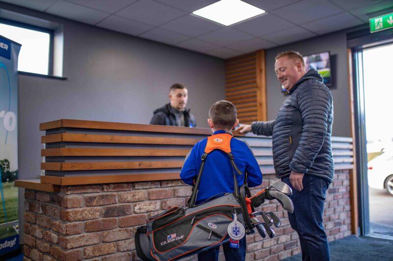 Golf Club Hire Blacks Road Colin Glen